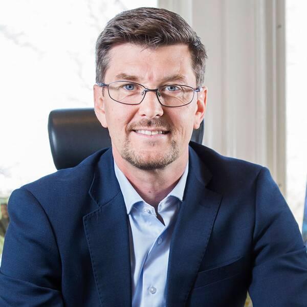 Paul Levin, prefekt för Institutet för Turkietstudier på Stockholms universitet