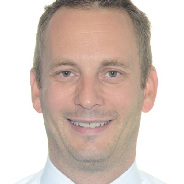 Daniel Gillesén, räddningschef i beredskap vid räddningstjänsten i Storgöteborg.