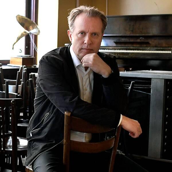 Eirik Stubø, teaterregissör och avgående chef för Dramaten