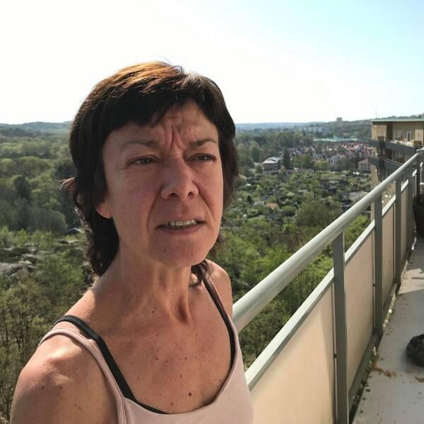 Angela De Cabo vill smärtlindra med medicinsk cannabis
