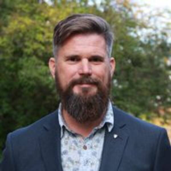 Staffan Lorentz är Stockholms stads projektchef på exploateringskontoret med ansvar för Norra Djurgårdsstaden.