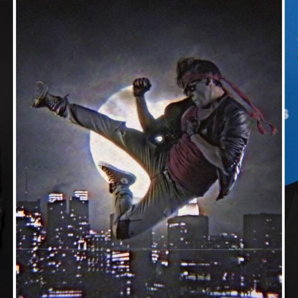 Schwarzenegger och Fassbender är klara för svenska David Sandgrens uppföljare Kung Fury 2.