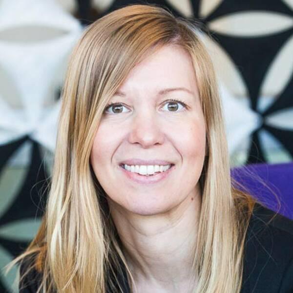 Anna Jäderström, enhetschef balansmarknad Svenska kraftnät.