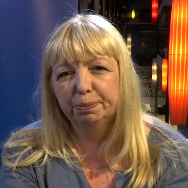 Kristina Olsson, journalist på den danska tidningen Politiken.