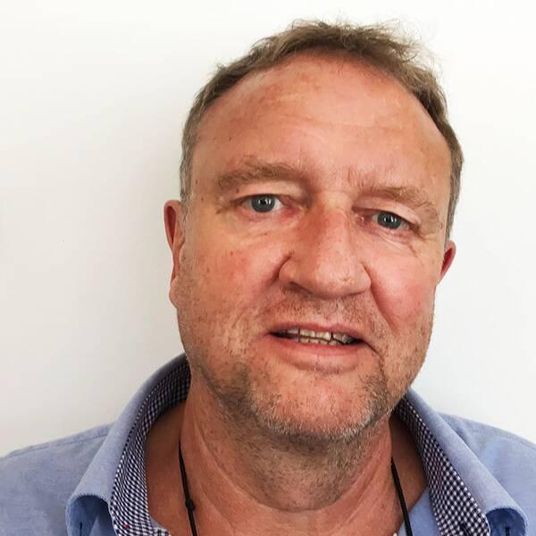 Kjell Lundström reporter svt nyheter öst