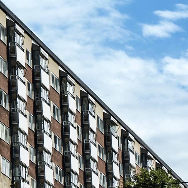 Hyresgäster i Karlsborg har störst boyta i hela landet.
