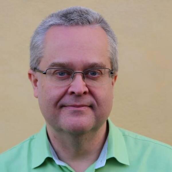 Debattören Jens Petersson