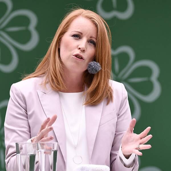 Annie Lööf vill se mer samarbete i politiken