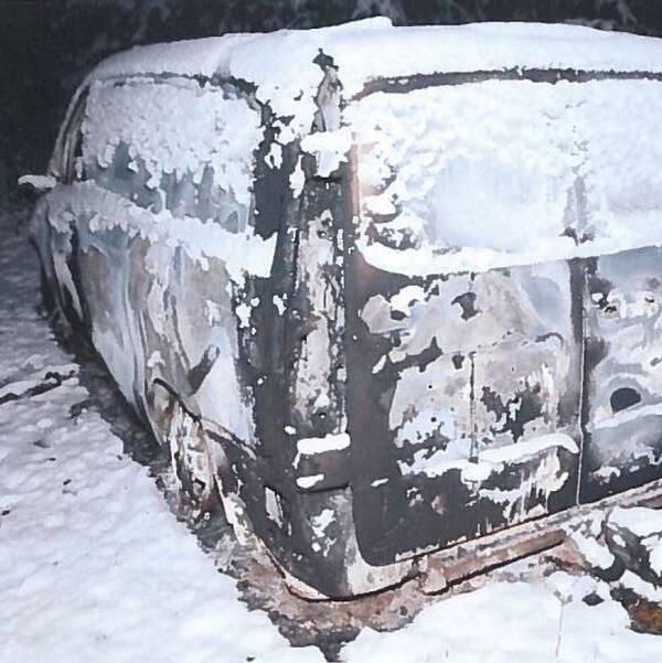 Utbrunnen bil, Hedlandet, Eskilstuna