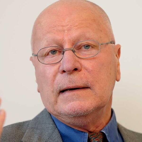 Före detta överåklagaren Sven-Erik Alhem