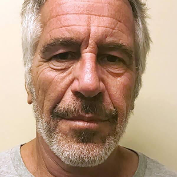 MiljardärenJeffrey Epstein.