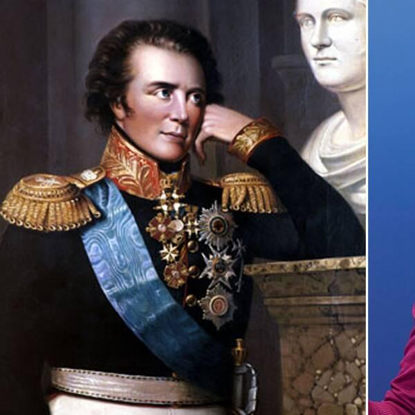1794 dömdes diplomaten Gustaf Mauritz Armfelt för högförräderi. Den före detta Kina-ambassadören Anna Lindstedt misstänks för ett annat brott mot rikets säkerhet.
