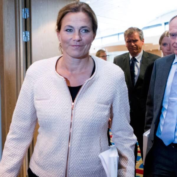 22 julikommissionens ordförande Alexandra Bech Gjörv. Foto: Scanpix