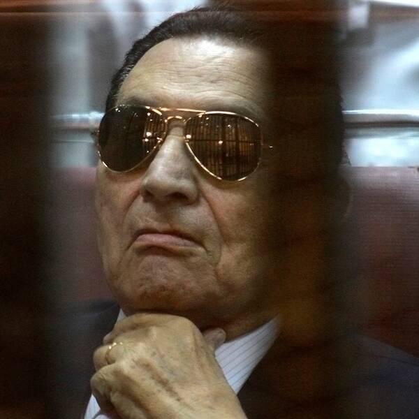 I dag kommer domen i mordåttalet mot den 86-årige Hosni Mubarak, som redan avtjänar ett treårigt fängelsestraff för korruption.