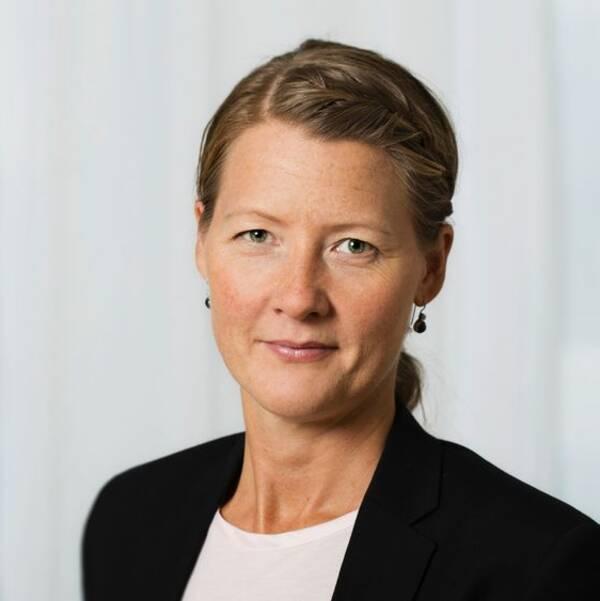 Josefin Jonsson, chef för Folkhälsomyndighetens enhet för tobaksprevention