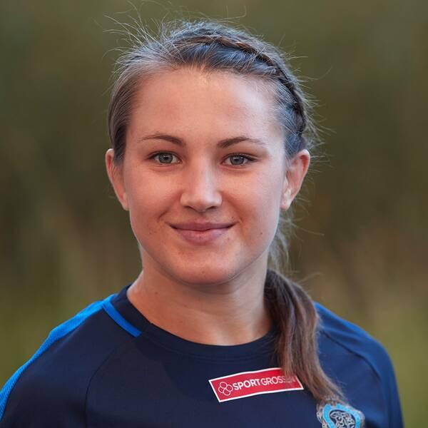 Johanna Mattsson åkte ut i kvartsfinal.