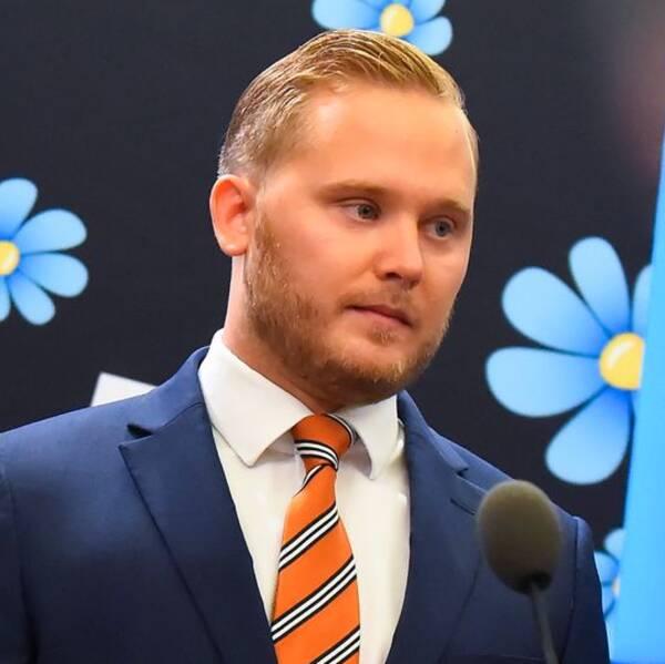 Henrik Vinge, SD:s integrationspolitiska talesperson.