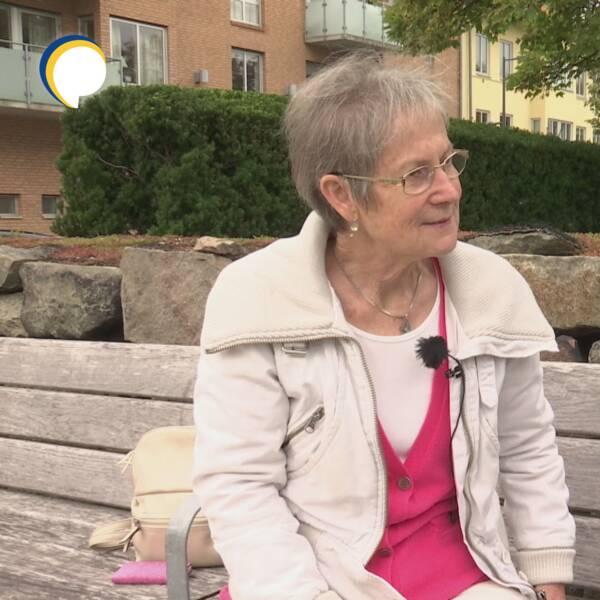 Elke Textor vill se ett natthärbärge i Varberg