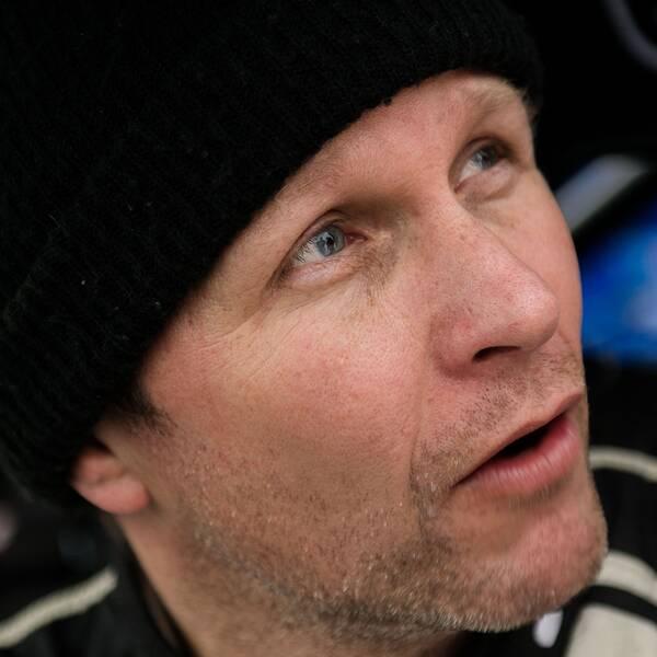 Petter Solberg var tillbaka i WRC