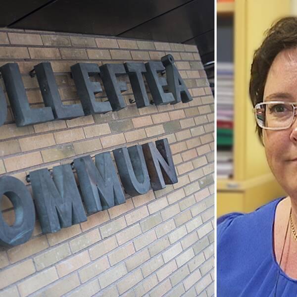 Socialchef Ann-Katrin Lundin