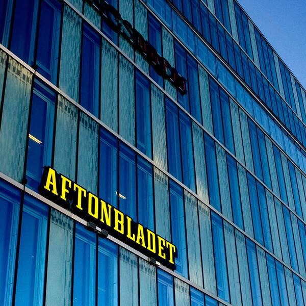 Aftonbladets lokaler.