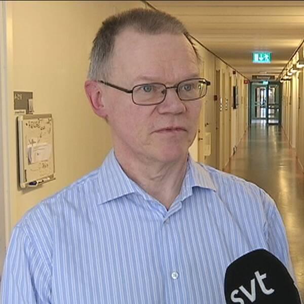 Tage Alalehto, sociolog och kriminolog vid Umeå universitet