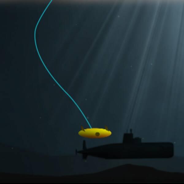 Fjärrstyrda farkoster kan filma och till och med spränga minor och ubåtar.