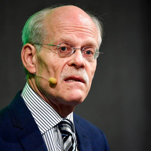 Riksbankschef Stefan Ingves:
