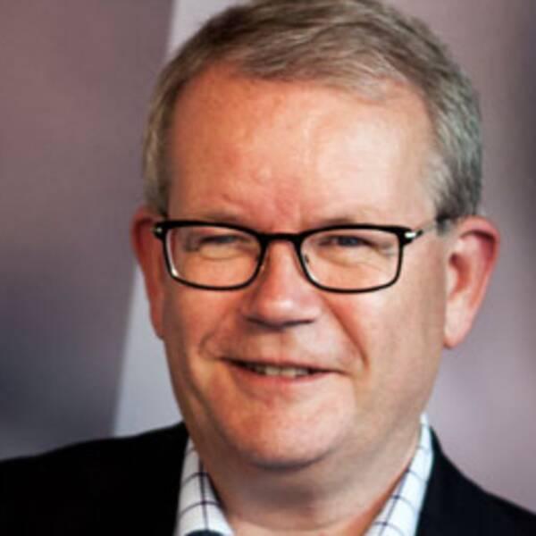 Anders Teljebäck (S), kommunalråd Västerås