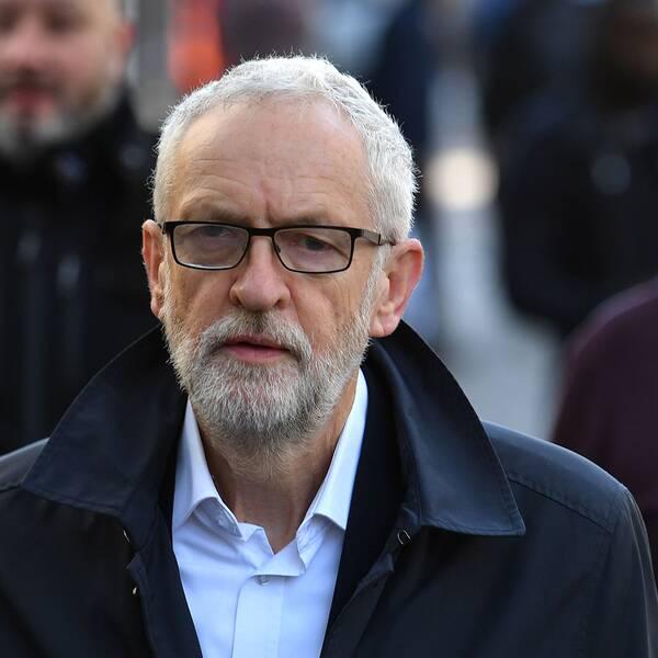 Labours ledare Jeremy Corbyn.