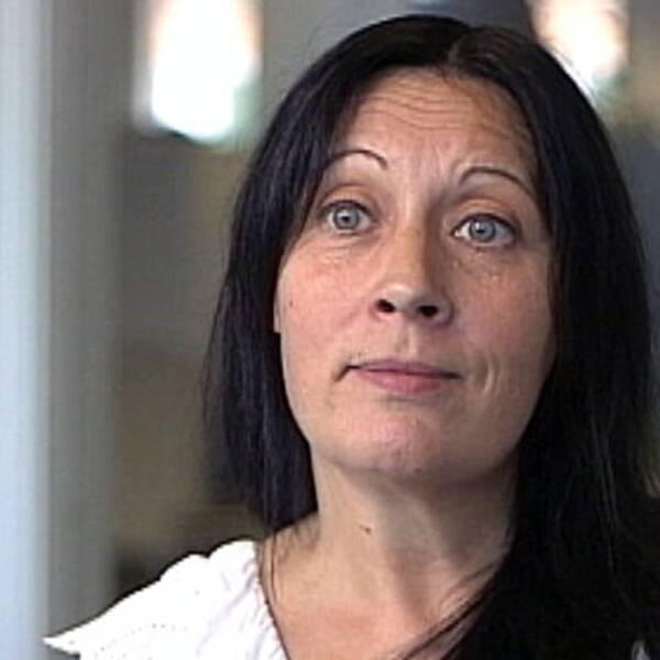 Norra Skånes chefredaktör, Mimmi Karlsson-Bernfalk