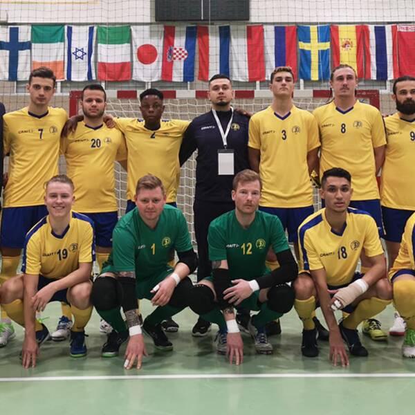 Futsal-VM: Stark inledning av herrarna