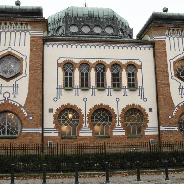 Synagogan i Malmö