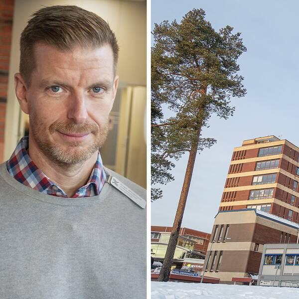 Roger Westerlund, verksamhetschef vid Region Gävleborg.