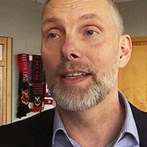 Timrås kommunalråd Stefan Dalin