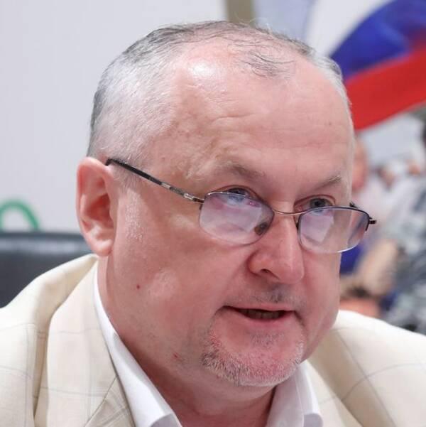 Jurij Ganus, chef för ryska antidopningsbyrån Rusada.