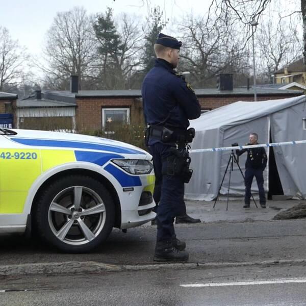 misstänkt mord skärblacka norrköping