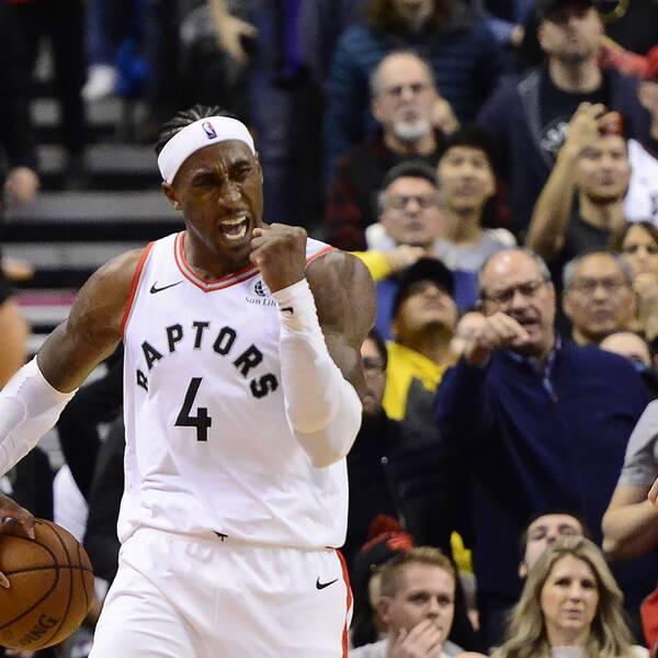 Toronto Raptors.