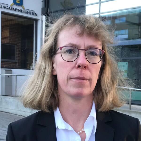 Eva Lotta Swahn är åklagare i Kungsbacka-fallet.