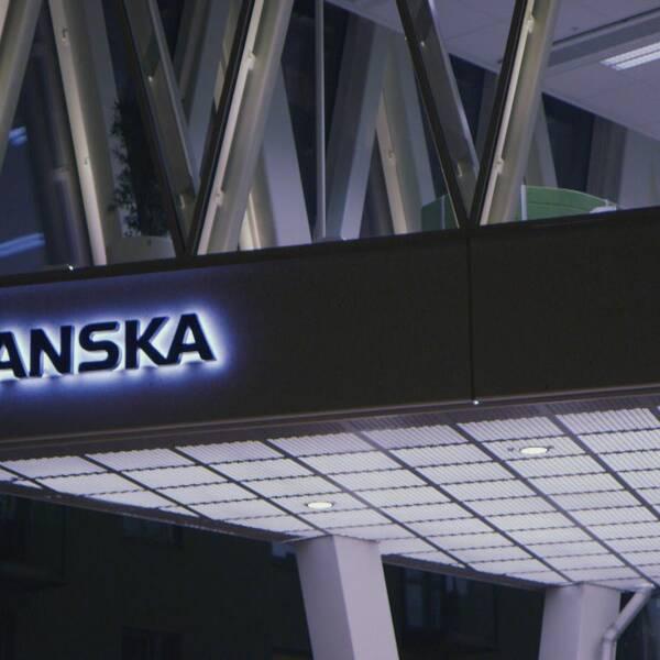 Skanskas högkvarter på Kungsholmen i Stockholm.
