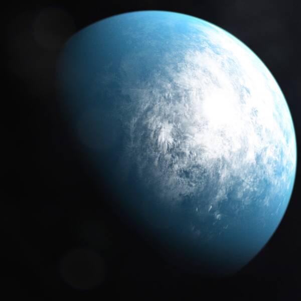 Nasa har hittat planet som liknar jorden