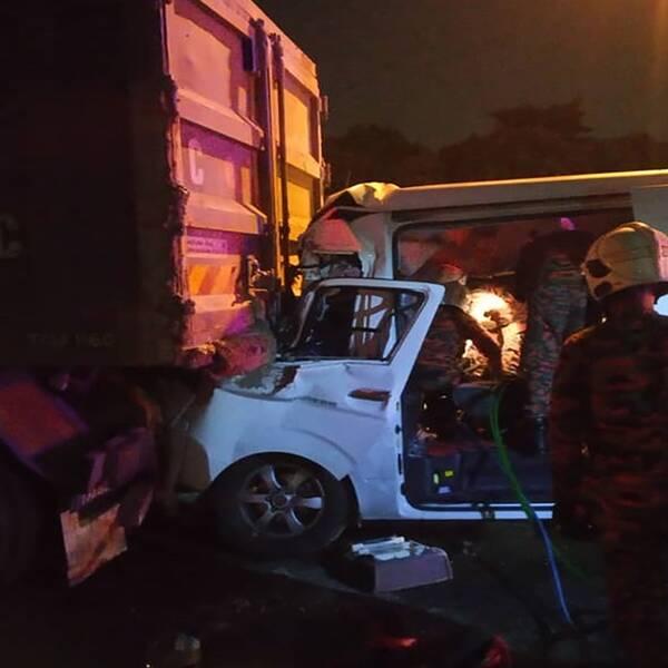Kento Momota var inblandad i en dödsolycka i Malaysia.