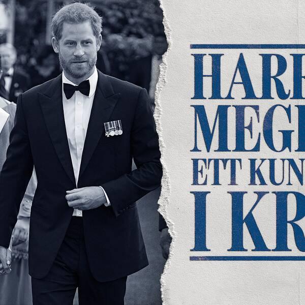 Harry och Meghan: ett kungahus i kris?
