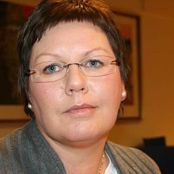 Hege Löstedt, mamma till en av de överlevande på Utöya