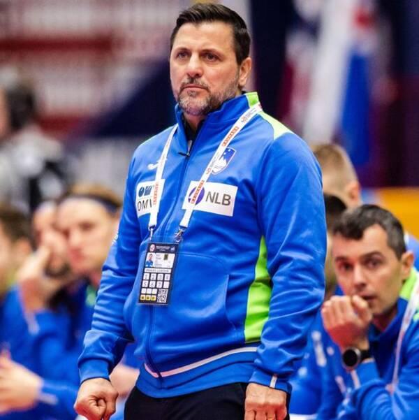 Ljubomir Vranjes EM-äventyr är över.