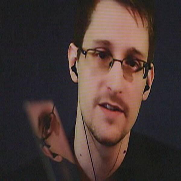 SVT Nyheter och frilansjournalisten Carolina Jemsby fått en exklusiv intervju med den amerikanske visselblåsaren Edward Snowden.