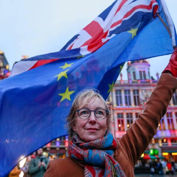 Idag lämnar Storbritannien EU