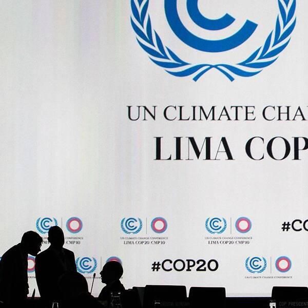 Klimatmötet i Lima har dragit ut på tiden. Mötet skulle ha avslutats på fredagskvällen men svårigheter att enas gör att man tvingas återuppta mötet i eftermiddag, klockan 16 svensk tid.