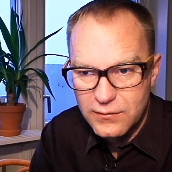 Klimatexperten Petter Lydén.