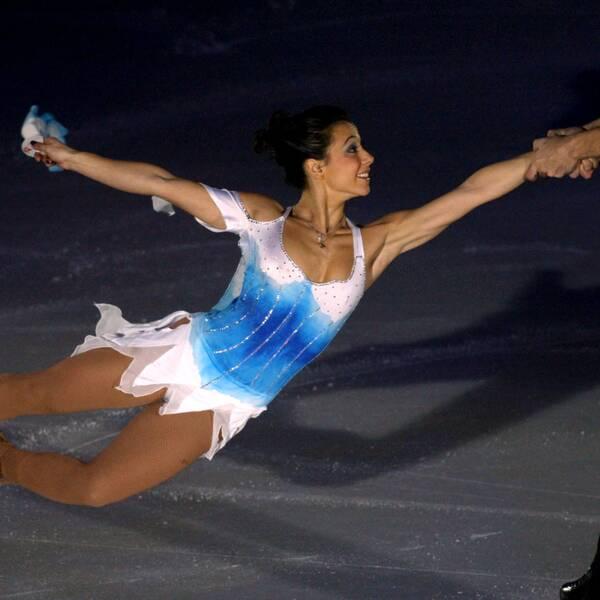 Sarah Abitbol i EM 2003.